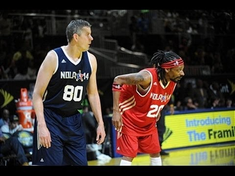 Arne Duncan Full Highlight 2014.02.14 (Sprint NBA All-Star ...
