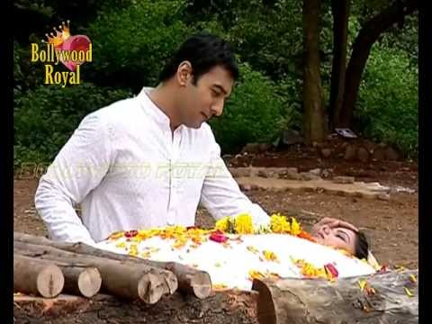 480 x 360 jpeg 30kB, On location of TV Serial 'Uttaran' Funeral of