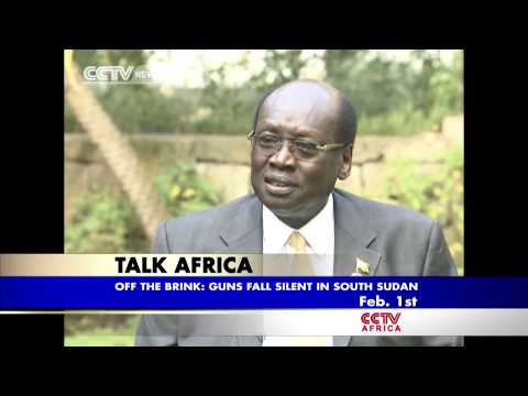 Talk Africa: Guns Fall Silent in S.Sudan (promo)
