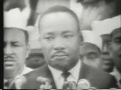 I HAVE A DREAM... MARTIN LUTHER KING - August 23 1963