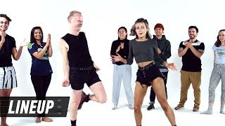 Who's the Best Dancer? (Timmy) | Lineup | Cut