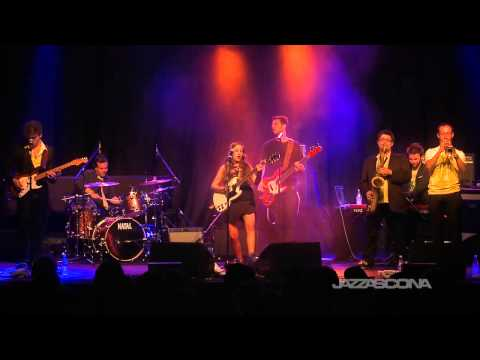 Nina Attal - Runaway live @JazzAscona, June 29th 2013