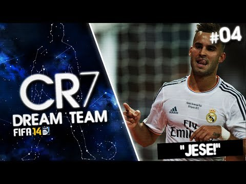 Cristiano Ronaldo's Road to Dream Team ''Jesé Rodriguez!'' #4 | FIFA 14 Ultimate Team