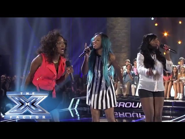 "Roxxy Montana Looks Into The ""Mirror"" - THE X FACTOR USA 2013"