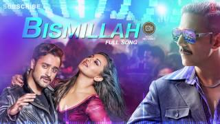 Bismillah Full Song (Audio) Once Upon A Time In Mumbaai
