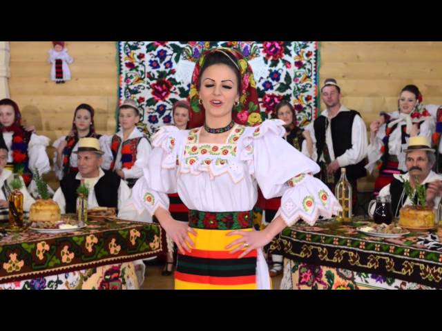 Anisoara Rad si Mihaita Fodorut - Pa Iza si Pa Mara