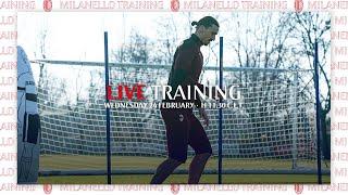 LIVE Training Session | AC Milan v Crvena zvezda