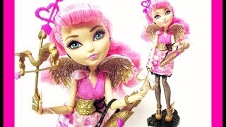 Muneca C.A Cupid De Ever After HIGH| Muneca Rebel Cupido