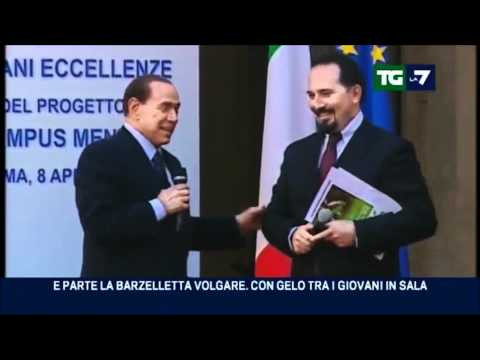 Berlusconi: barzellette