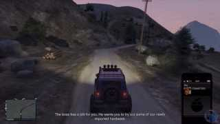 GTA Online: Mission, Out Of Harmony & Unlocking Crate Drops
