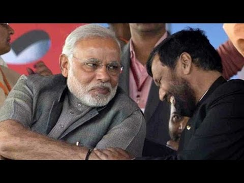 Ram Vilas Paswan no hypocrite 'like some': Narendra Modi's swipe at Nitish Kumar at Bihar rally