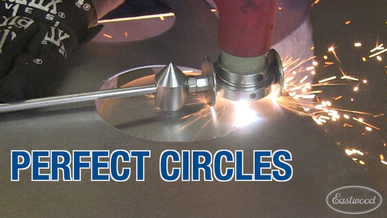 Plasma Cutting Guide How To Cut Perfect Circles Shapes