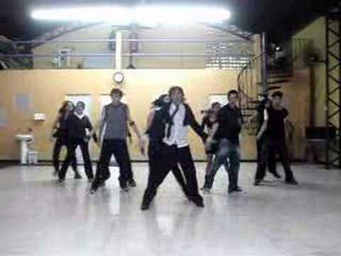 Grupo MIRAI - 'O' Jung Ban Hap -brazilian group dancing DBSK