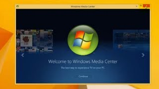 How to Activate Windows Media Center on Windows 8.1 ?