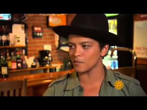 Web extra-Bruno Mars interview