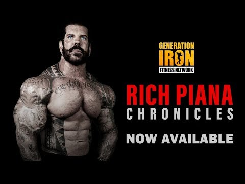 Rich Piana Chronicles Teaser NOW AVAILABLE