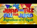 Eat Bulaga October 19 2017 Juan For All All For Juan Sugod Bahay Live