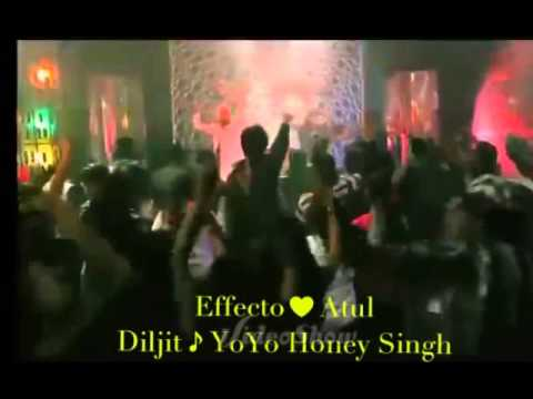 Lak 28 Kudi Da 47 Weight Kudi Da | With Lyrics | Yo Yo Honey Singh | Diljit Dosanjh | 480p