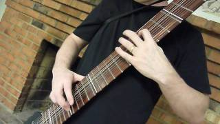 Rob Martino - Differential (Chapman Stick)