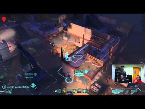 XCOM: Enemy Unknown 1 Hour Gameplay