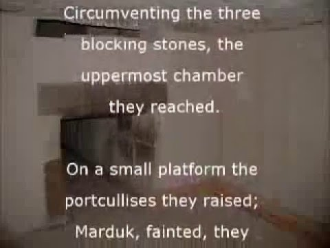 Enki Sumerian Tablet Translation Ch.1 3-6 : египетские ночи