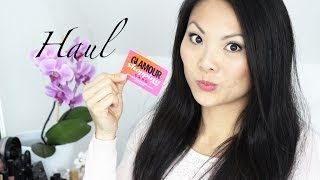 Mamiseelen – [Haul] Glamour Shopping Week – Douglas, Kiko, Zoeva