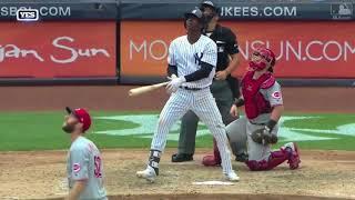 All of Didi Gregorius 2017 Home Runs