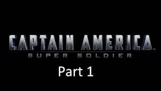 [Giveaway] Captain America: Super Soldier Walkthrough