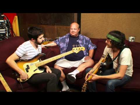 Guitarings - The Bassment Interview Part 3