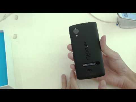 Trên tay Google Nexus 5