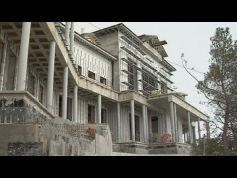 Ukraine: More of Yanukovich's lavish homes revealed