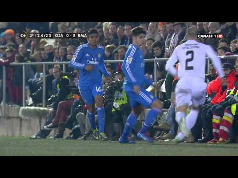 Copa Del Rey 07 12 2013 - Olimpic Xativa v. Real Madrid - HD - Full Match - 2ND - Spanish Commentary