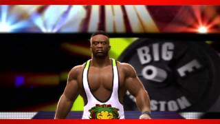 Big E Langston WWE 2K14 Entrance And Finisher (Official