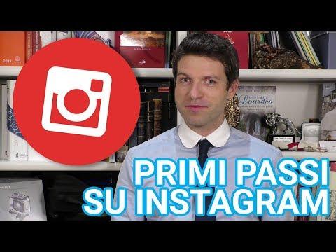 I primi cinque passi per capire Instagram #tutorialweca