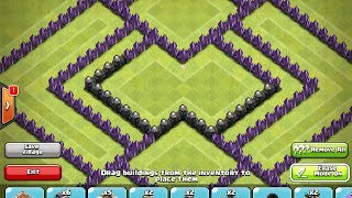 Clash Of Clans Top 5 TH8 Farming Bases!
