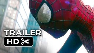 The Amazing Spider-Man 2 Official Final Trailer (2014) - Marvel Movie HD