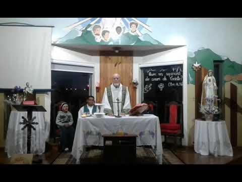 Santa Missa | 18.08.2020 | Terça-feira | Padre José Sometti | ANSPAZ