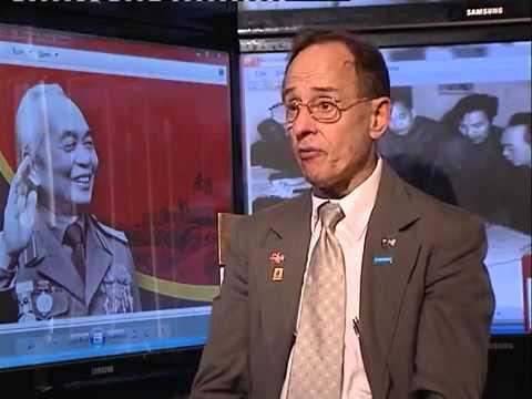 Phỏng vấn ông Andre Sauvageot về Đại tướng Võ Nguyên Giáp