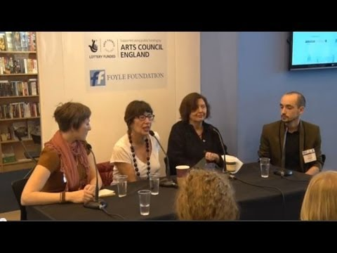 Literary Translation Centre 2014 - A Modern Marriage: Literary Translation and Creative Writing