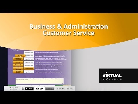 Apprenticeship knowledge resources online: Business Administration and