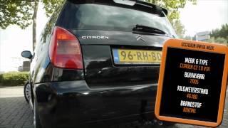 Prins Auto TV | Citroen C2 1.1i VTR