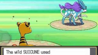 Pokemon Heart Gold Walkthrough Part 58 Catching Suicune
