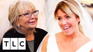 Bride Wants To Find A Unique And Unusual Wedding Dress | Say Yes To The Dress UK