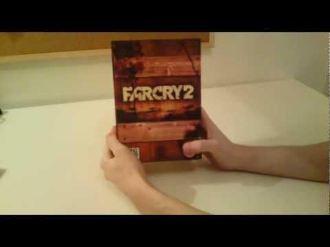 Видеообзор Западного Коллекционного Издания Far Cry 2 Collectors Edition Unboxing