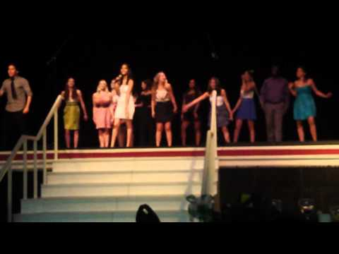 IB Senior Celebration 2011 - Forget You (St. Petersburg High School)