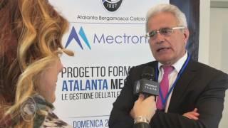 Progetto Formazione Atalanta-Mectronic: il professor Ramon Cugat