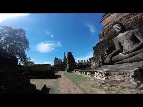 visiter le parc historique de sukhothaï (mode d'emploi)