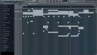 FL Studio 9 Rap Beat (FLP Download + MP3)