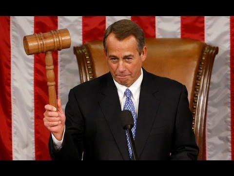 John Boehner is an Ass!