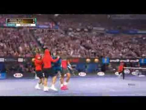 Roger Federer Vs Rafael Nadal Australian Open 2014 || FULL MATCH ||